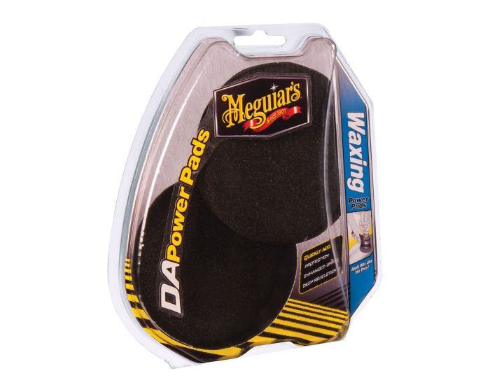 Meguiars Dual Action Waxing Pads G3509 - 2 stuks