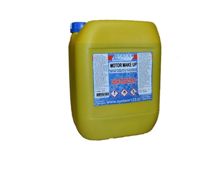 System motor-make-up  10 liter