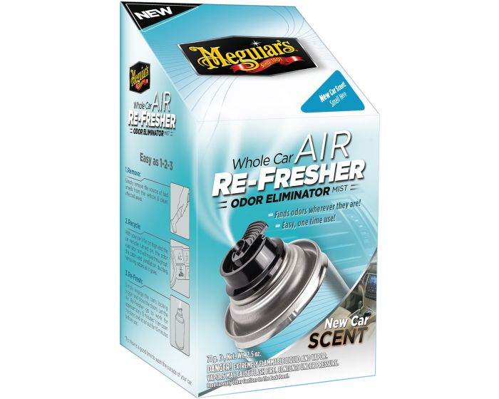 Meguiars Air Refreshner new car scent G16402 - 59 ml