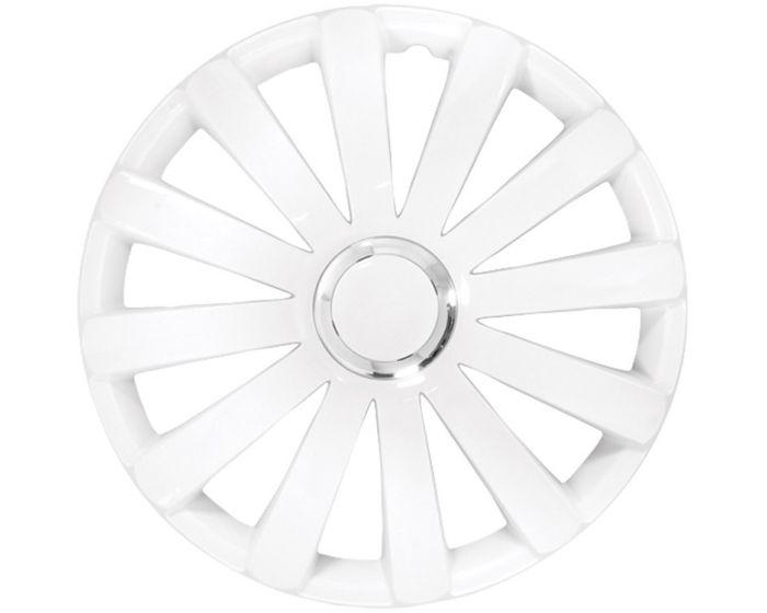 Spyder White – 16 inch wieldoppen