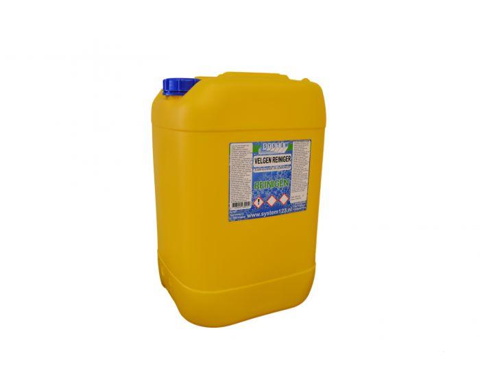 System velgenreiniger  25 liter