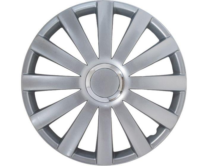 Spyder Silver Chrome – 17 inch wieldoppen
