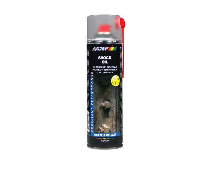 Motip shock oil 400ml