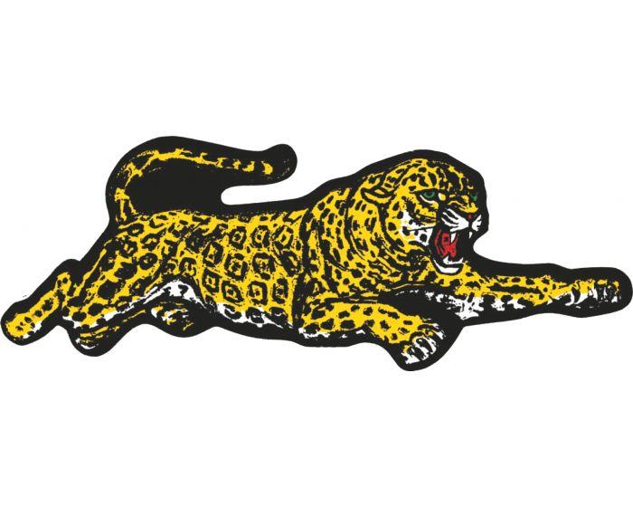 Luipaard 295x110mm sticker
