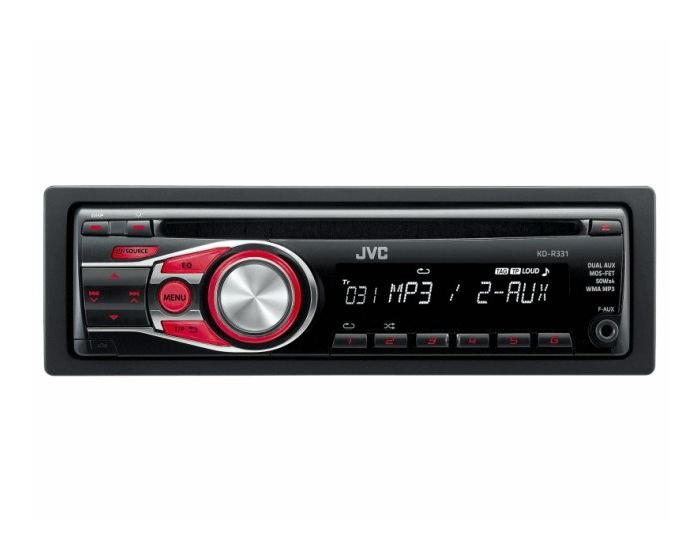 JVC autoradio CD/MP-3 KD-R331