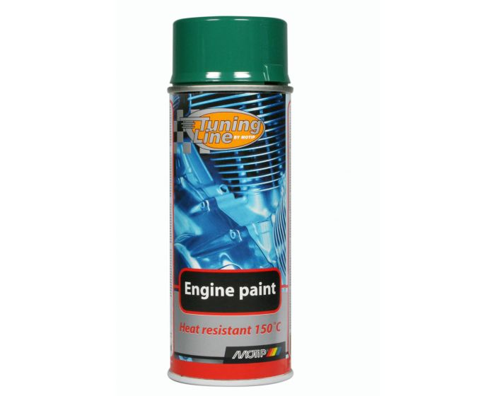 Motip engine paint groen 400ml