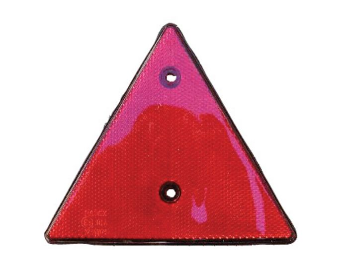 Driehoekreflector per 2 stuks