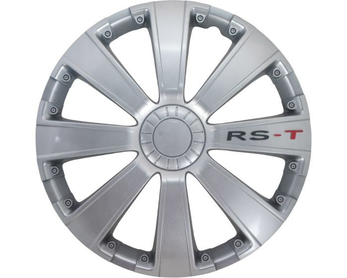 RS-T silver - 16 inch wieldoppen