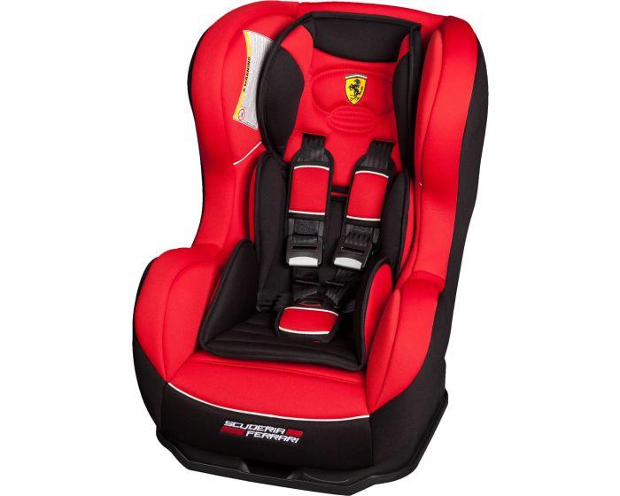 Autostoel Ferrari Cosmo SP Rosso groep 0/1