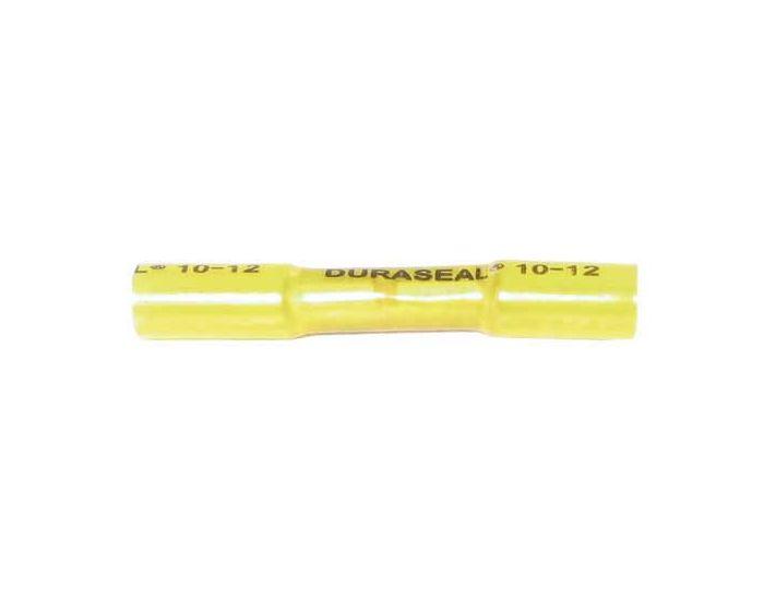 Kabeldoorverbinder geel 5 stuks