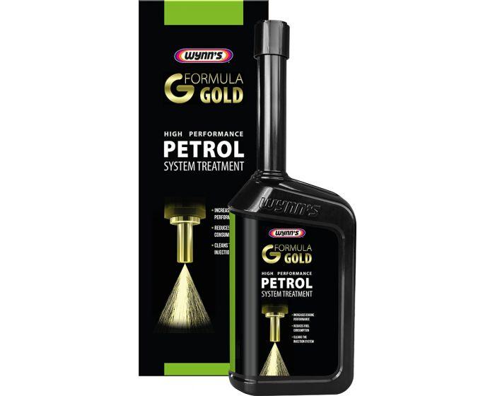 Wynn's Gold Petrol Treatman