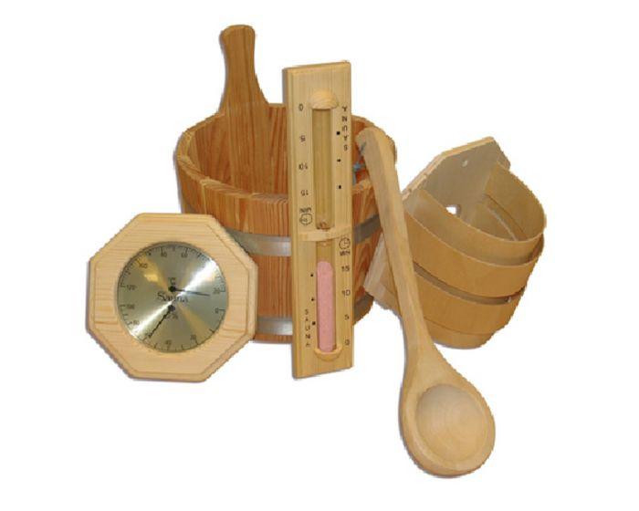 Sauna accessoirepakket