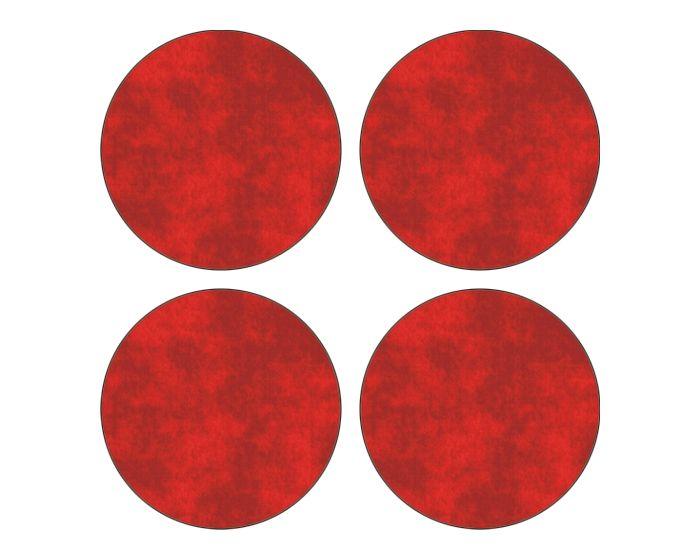 Reflecterende streep sticker