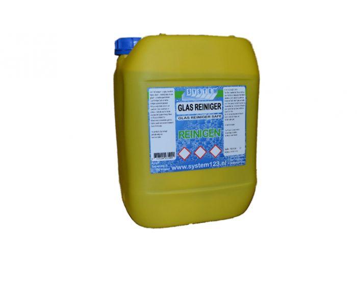 System glasreiniger safe  10 liter