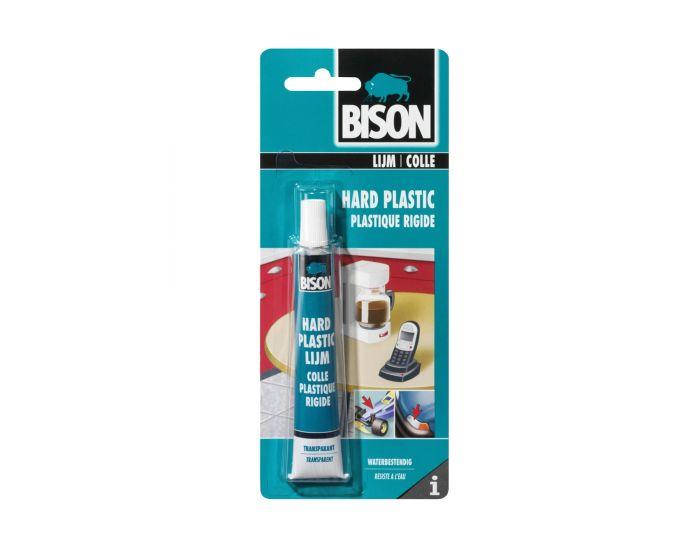 Bison Hard Plastic lijm 25ml