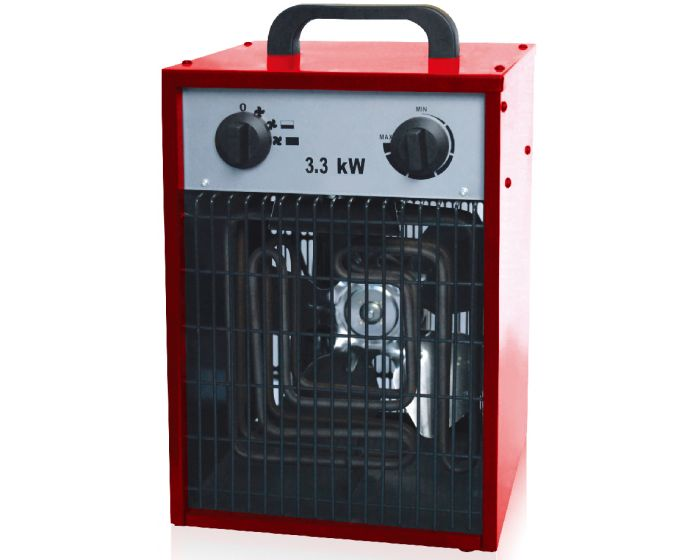 Industrie ventilatorkachel 3300W