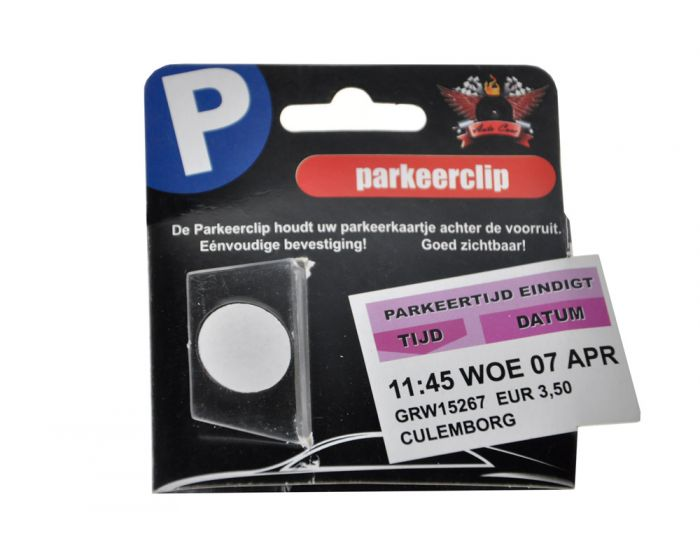 Parkeerclip