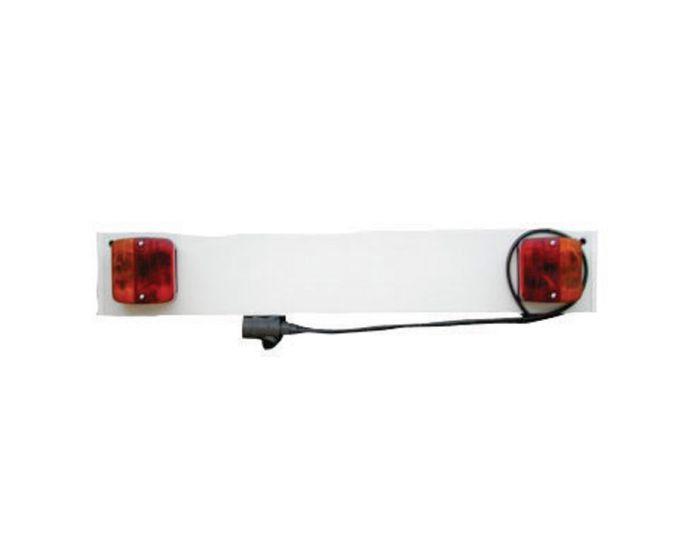 Lichtbalk 80cm 1m kabel inclusief 7-polige stekker