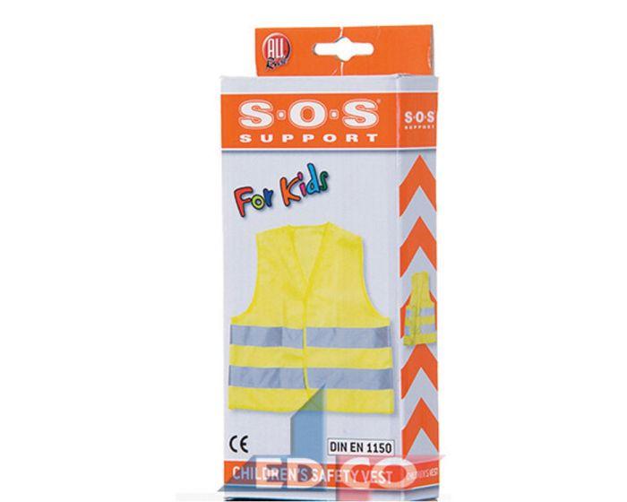 SOS Veiligheidsvest Kind