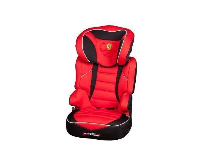 Autostoel Ferrari Befix SP Rosso 2/3