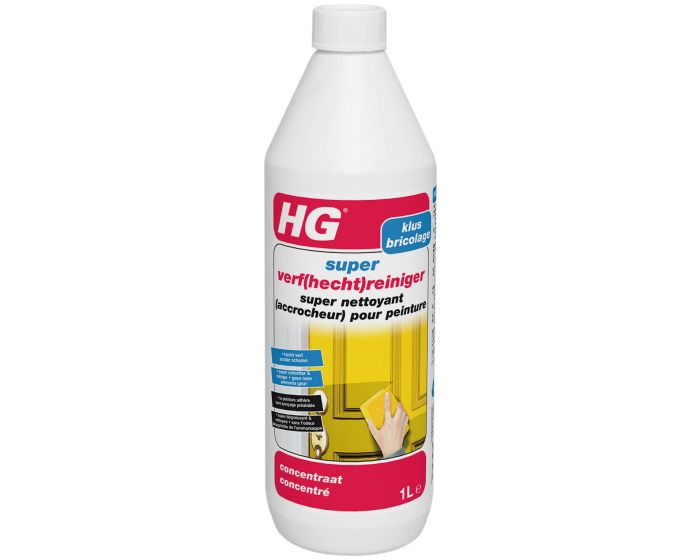 HG super verf(hecht)reiniger