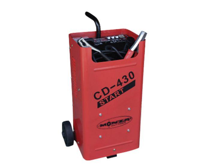 Acculader 430A koudstart