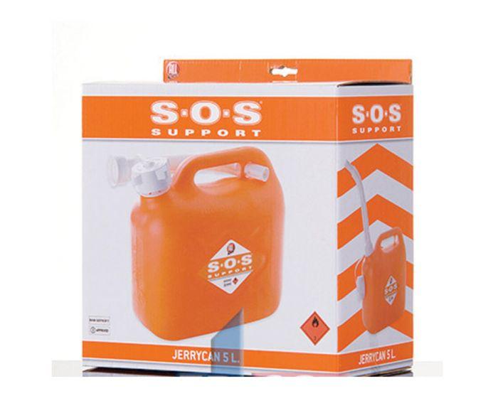 SOS Jerrycan 5 liter