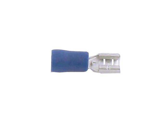 Kabelschoen 4.8 x0.8mm 5 stuks