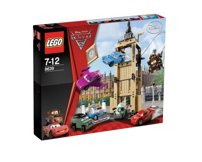 LEGO Cars 2 Bentley Ontsnapping - 8639
