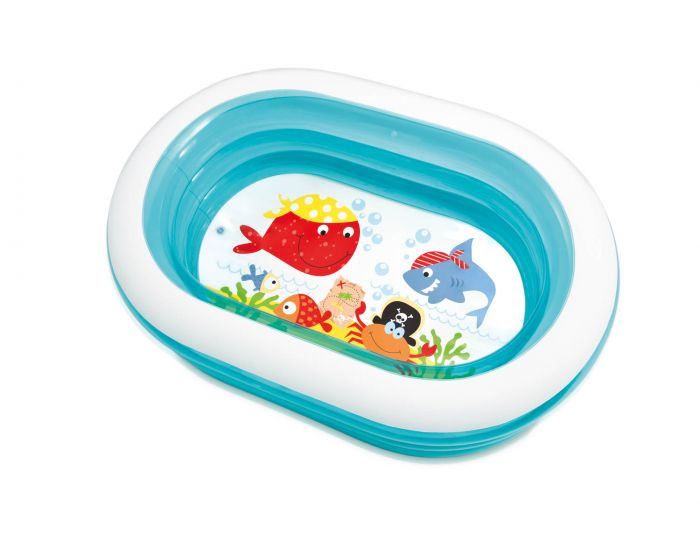 Intex kinderzwembad intex ahoy pirate friends pool 57482 for Heuts zwembad