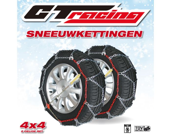 Sneeuwketting 4x4 - CT-Racing KB48