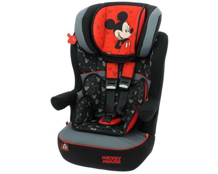 Autostoel Disney I-Max Mickey Mouse 1/2/3