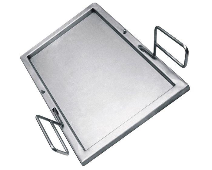 RVS grillplaat voor buitenkeuken (teppan yaki)