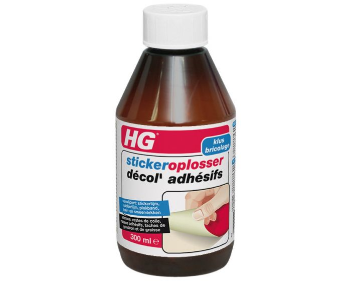 HG stickeroplosser