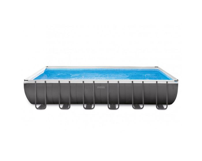 Intex Ultra Frame Pool 732 x 366 x 132 cm (set incl. zandfilterpomp)