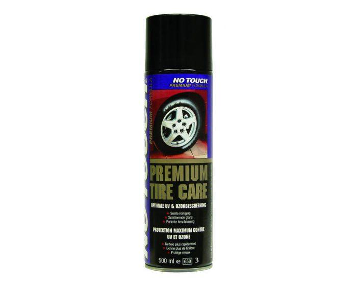 No touch premium tire care