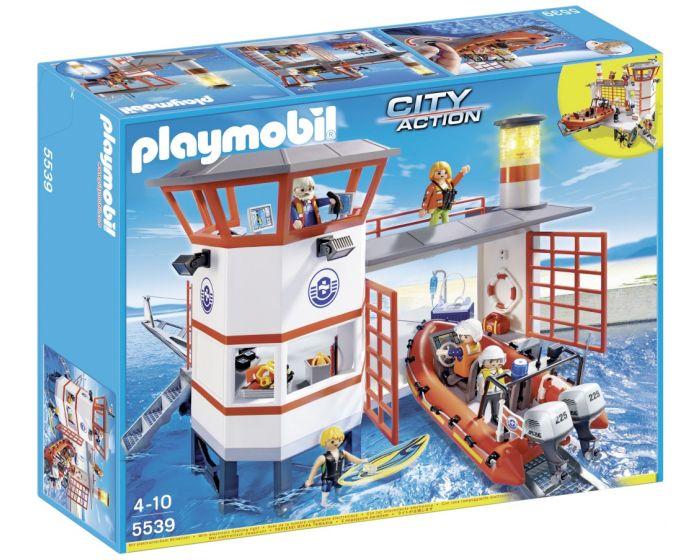 Playmobil Kustwachtcentrale - 5539