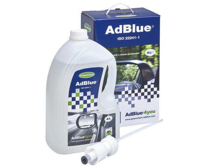 Greenchem Adblue 4 liter