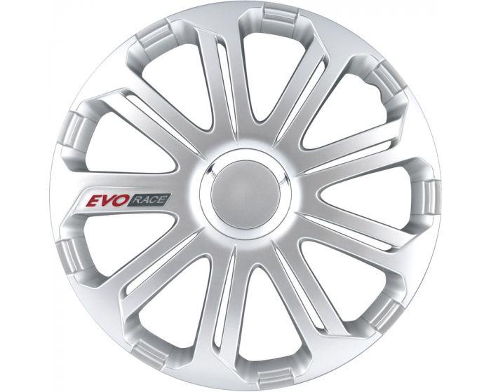 Evo Race - 13 inch wieldoppen set