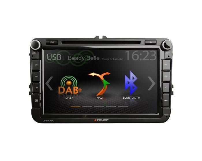 Zenec Z-E2050 multimediasysteem