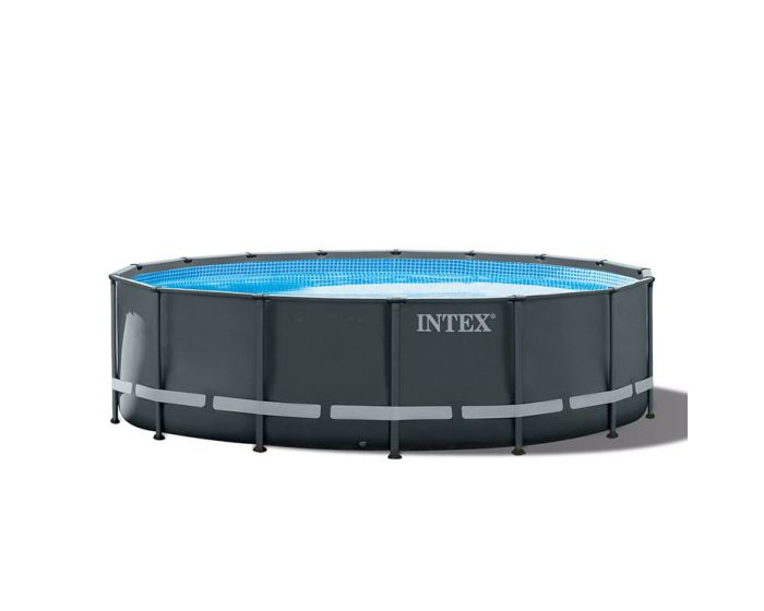 Intex Ultra XTR Frame Pool Ø 488 x 122 (set incl. zandfilterpomp)