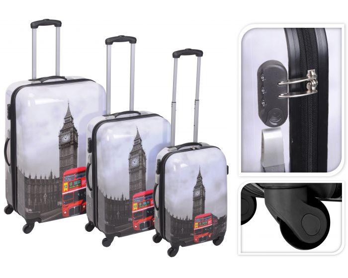 Koffer London - 55 liter