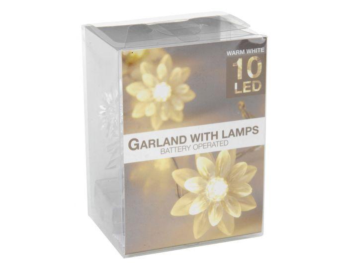 LED verlichting Bloem