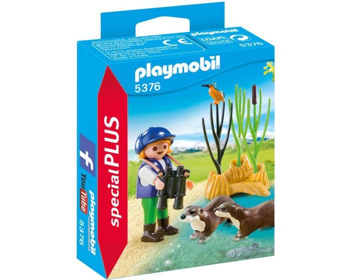 Playmobil Otter spotter - 5376