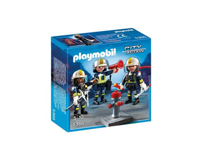 Playmobil Trio Brandweermannen - 5366