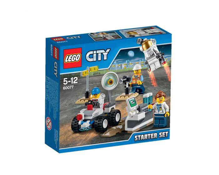 LEGO City Ruimtevaart Starter Set - 60077