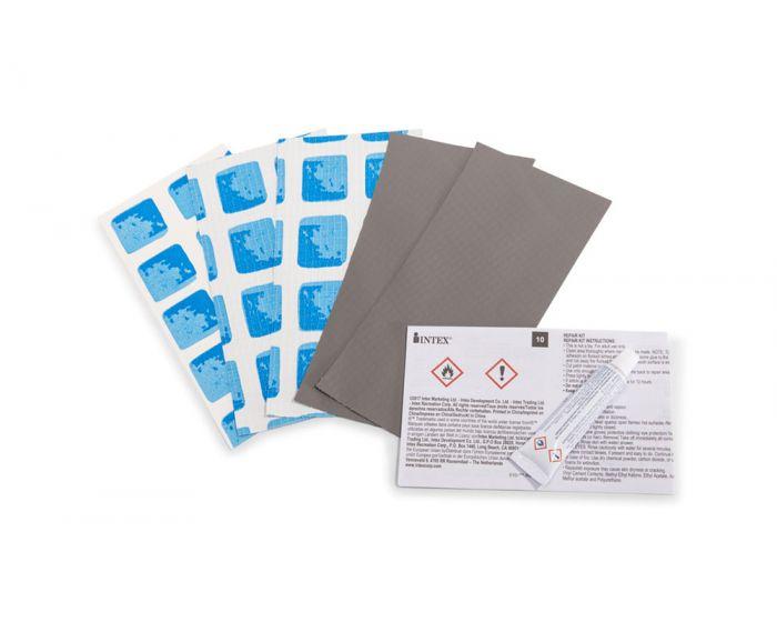 Intex reparatieset grijs