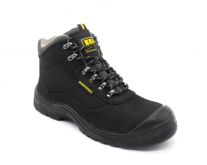 Werkschoenen Zwart S3 Hoog - Maat 38