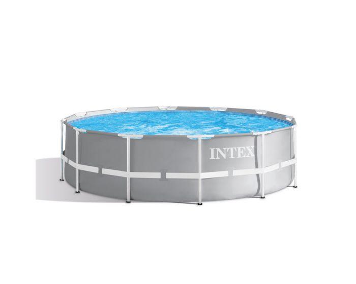 Intex Prism Frame Pool Ø 366 x 99 cm (set)