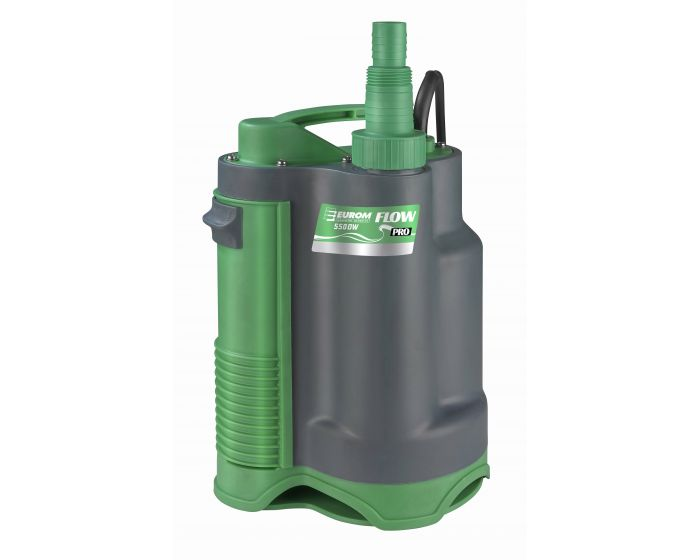 Eurom Flow Pro 550 - Vuilwaterpomp